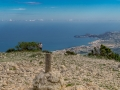 Gipfelblick Xabia
