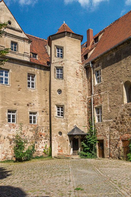 Mühlberg Schloss Detail