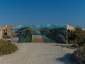 Alyko alte Bunker Grafitti 2