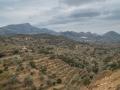 Bergwelt mit Zaz von Naxos