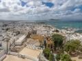Blick über Chora von Naxos
