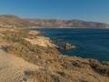 Landschaft bei Pyrgaki