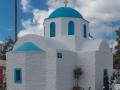 kleine orthodoxe Kirche in Chora