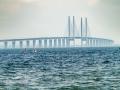 Öresundbrücke von Amagar