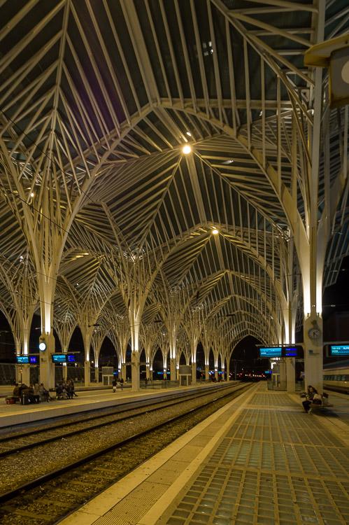 Bahnhof Lissabon-Oriente