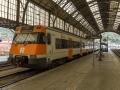 Portbou Bahnhof Zug nach BCN