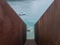 Portbou Denkmal Passagen 4