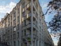 kubistisches Haus Ecke
