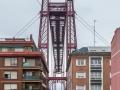 Puente Colgante Träger seite