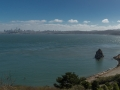 Bay Bridge und Golden Gate Bridge