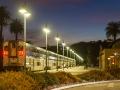Santa Barbara Bahnhof