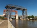 Puente Transbordador Nicolás Avellaneda