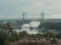 Blick in Richtung Hafen