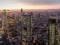 Skyline Frankfurt vom Maintower