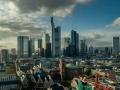 Frankfurt Skyline vom Dom