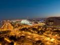 Panorama Stadt der Künste und Wissenschaften