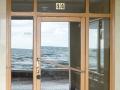 El Perello Tür und Meer