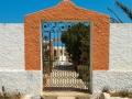 Tabarca Friedhof
