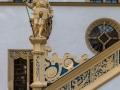 Hartenfels Aufgang Treppe