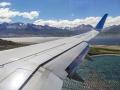 Landung in Ushuaia