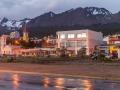 Ushuaia am Abend